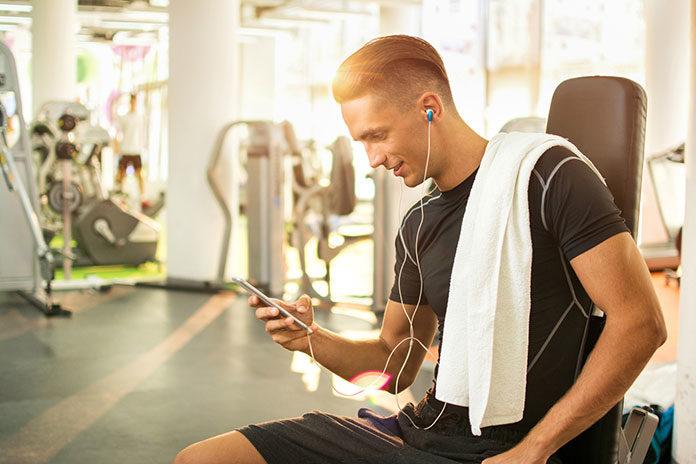 Zmień dietę i zacznij ćwiczyć ze swoją komórką