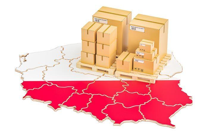 Rynek przesyłek w Polsce