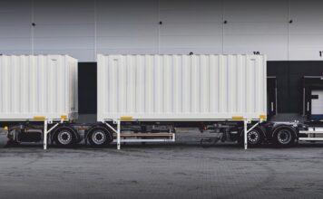 Przyczepy do ciężarówek – zestaw tandem Gniotpol Trailers